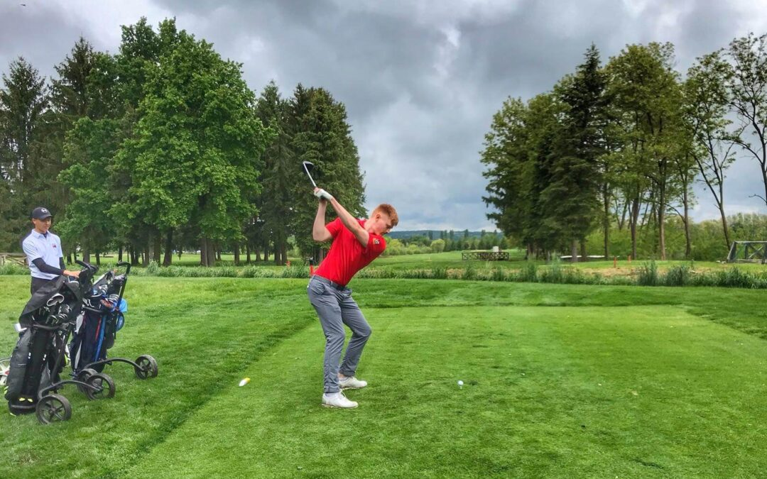 Q & A with golfing prospect Jamie Roberts